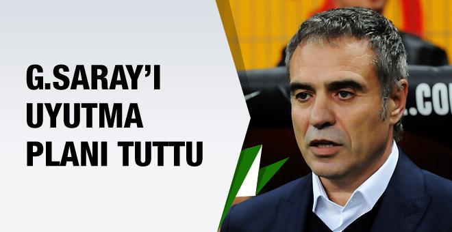 Ersun Yanal'dan Galatasaray itirafı