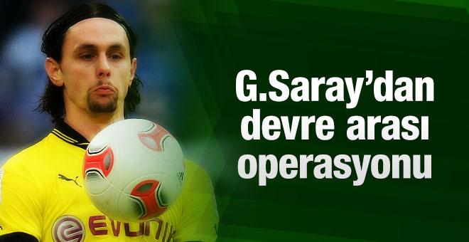 Galatasaray'dan devre arası operasyonu
