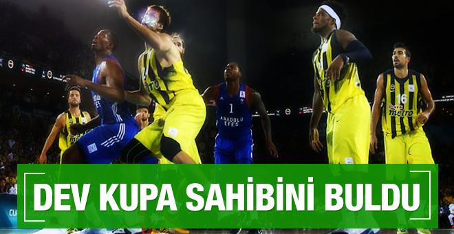 Fenerbahçe Anadolu Efes maçı sonucu