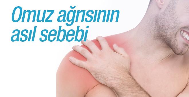 Omuz ağrısının asıl sebebi sizde bu belirtiler var mı?