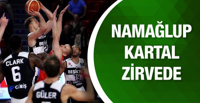 Beşiktaş rakibini devirdi 6'da 6 yaptı