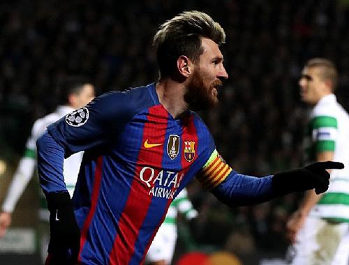 Barcelona Şampiyonlar Ligi'nde zirvede