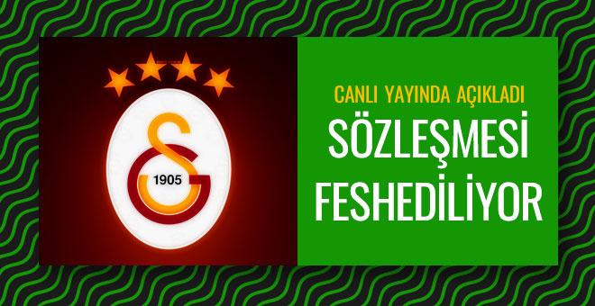 Galatasaray kontratının feshi için harekete geçti!