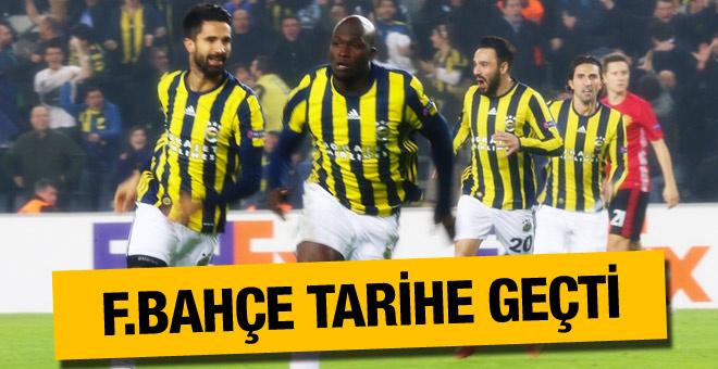 Fenerbahçe Manchester United'ı 3.kez devirdi