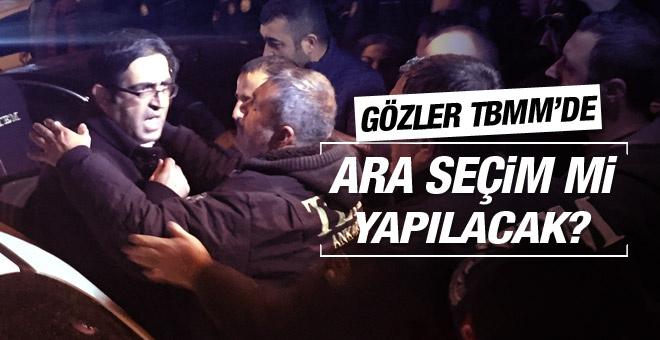 9 HDP'li vekilin tutuklanması ara seçim getirir mi?