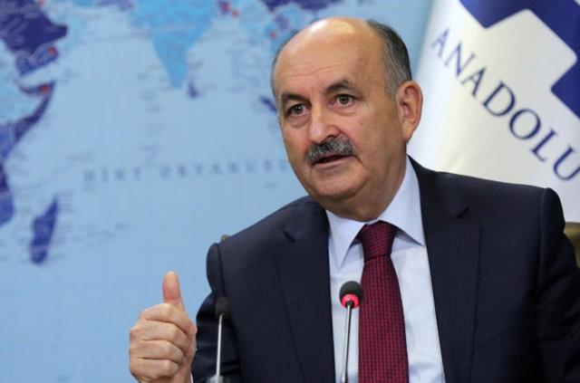 Çalışma Bakanından Aleyna Tilki açıklaması