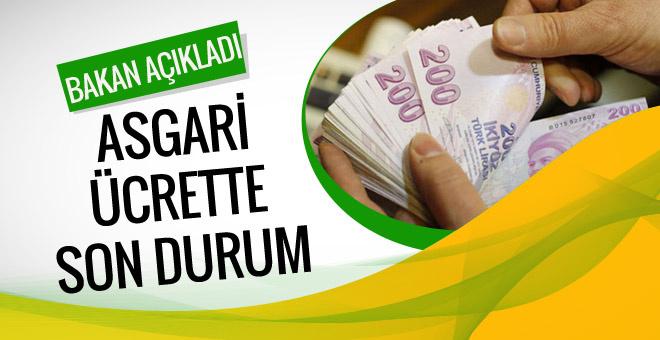 Asgari ücret 2017 Müezzinoğlu'ndan flaş açıklama