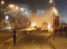 İstanbul'da patlama işte ilk görüntüler!