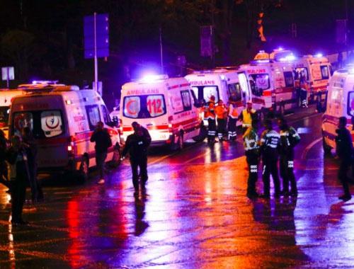 İstanbul patlama dış basın böyle gördü