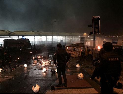 İstanbul patlama spor ve sanat dünyasından büyük tepki