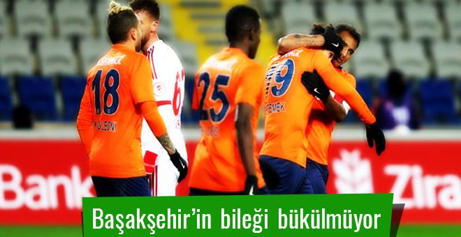 Medipol Başakşehir Sivasspor maçı sonucu ve özeti