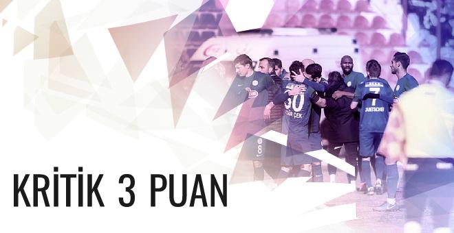 Gaziantepspor-Çaykur Rizespor maçının geniş özeti