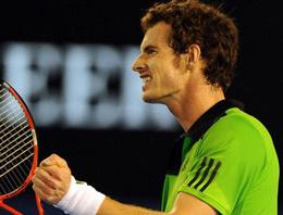 Prestijli ödül Andy Murray'in oldu