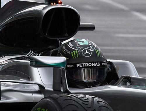 Rosberg Formula 1 kariyerine son verdi