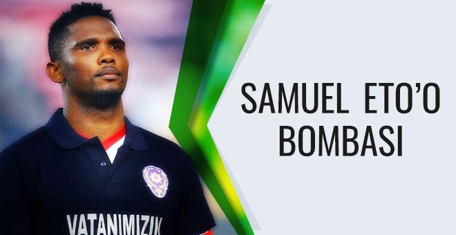 Samuel Eto'o'ya sürpriz talip