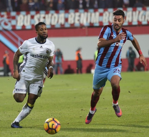 Trabzonspor - Fenerbahçe maçına damga vuran olaylar