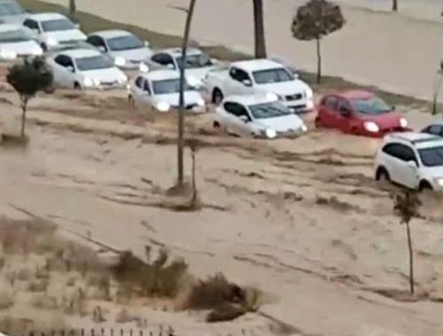 Mersin'de sel felaketi can aldı!
