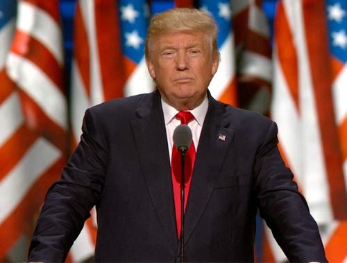 Donald Trump'tan olay 2017 mesajı