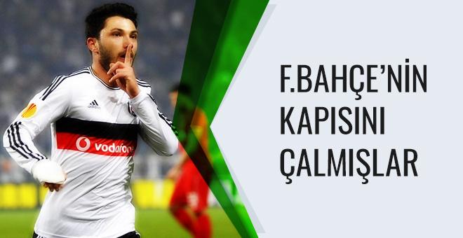 Fenerbahçe'nin kapısı çalan Beşiktaşlı!