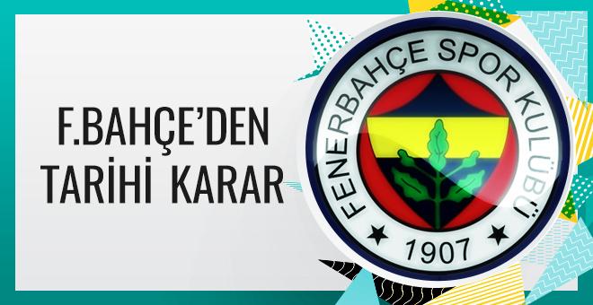 Fenerbahçe'den TFF'ye kritik görüşme çağrısı