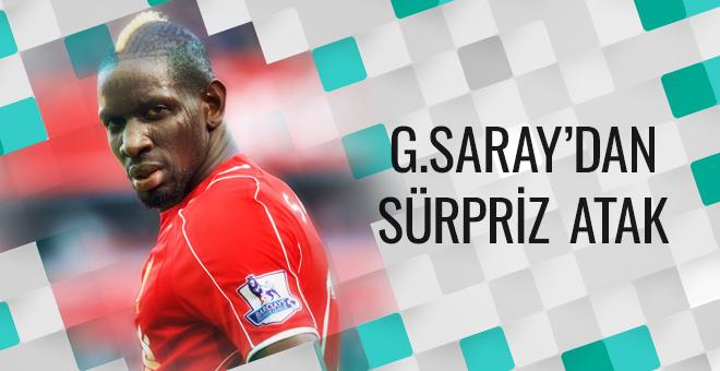 Galatasaray Liverpool stoperine göz dikti