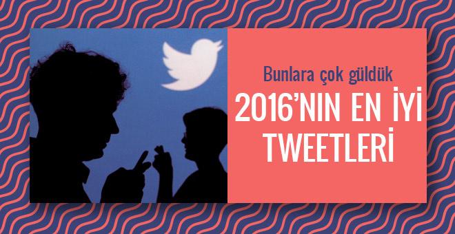 2016'nın en iyi tweetleri gülmek garanti!