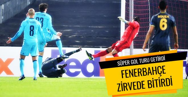 Fenerbahçe Feyenoord maçı kaç kaç bitti lider kim?