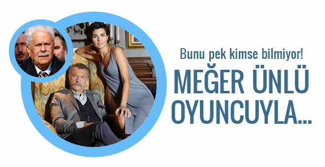 İsmet Sezgin'in ünlü kızı ve ünlü damadı!
