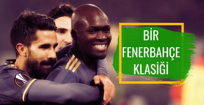 Avrupa Ligi'nde bir Fenerbahçe klasiği