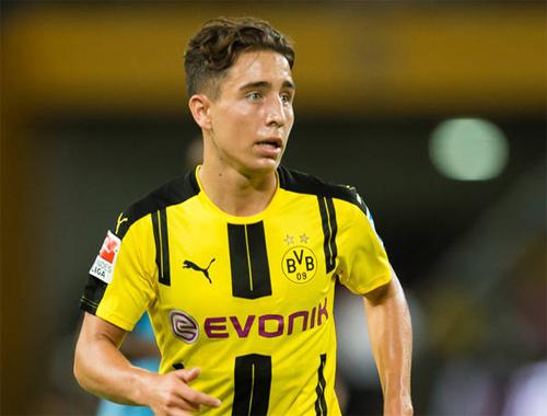 Borussia Dortmund kaptanından Emre Mor'a övgü