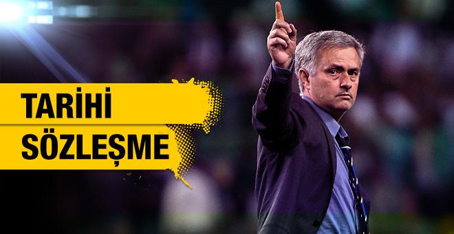 Jose Mourinho'nun yıllık kazancı ortaya çıktı