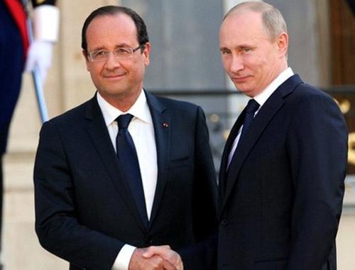 Hollande Rusya'ya çağrı yaptı! Son ver