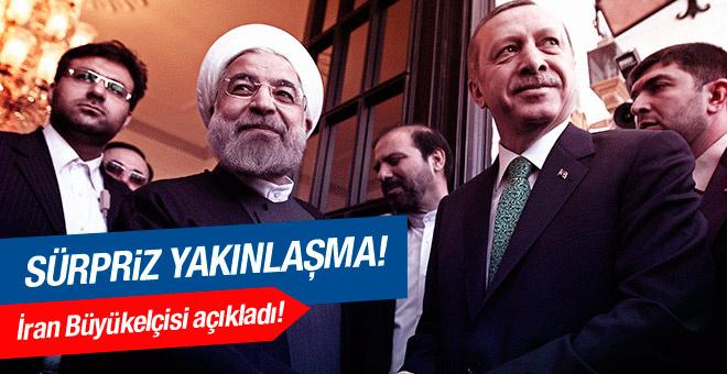 Türkiye ve İran arasında sürpriz zirve!