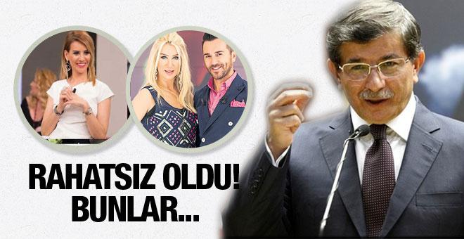 Davutoğlu'ndan RTÜK'e izdivaç programları uyarısı!