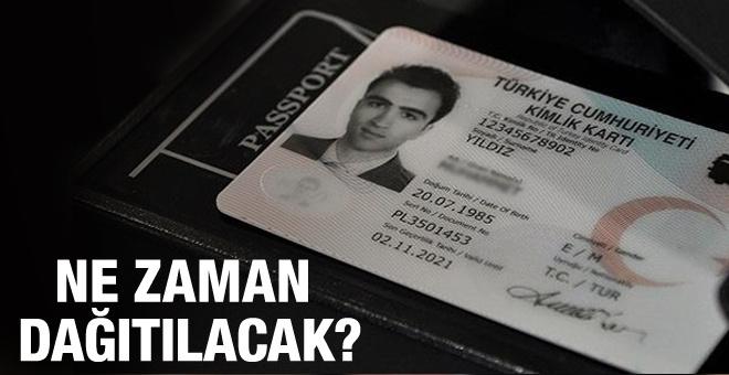 Yeni kimlik kartları geliyor ne zaman dağıtılacak?