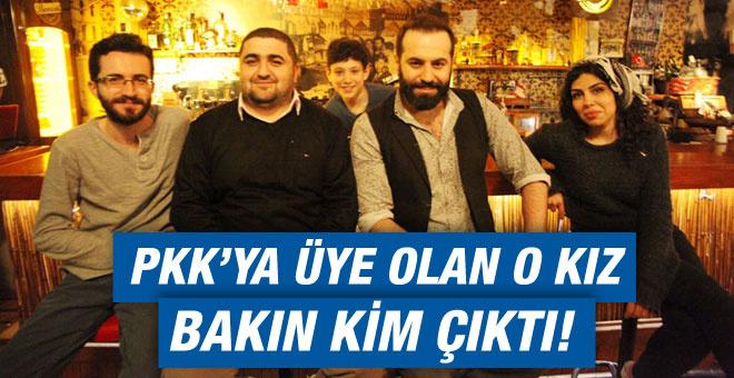 PKK ya üyelikten tutuklanan üniversiteli bakın kim çıktı!