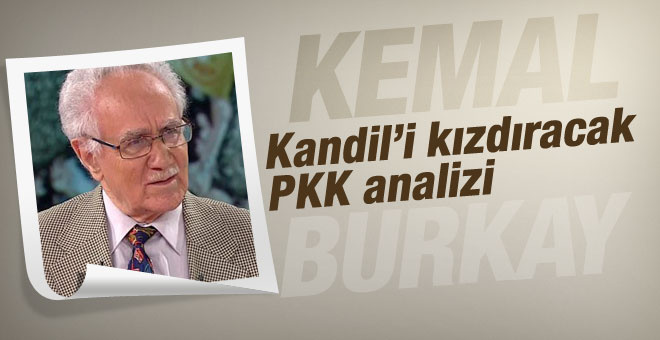 Kemal Burkay dan PKK ya ve HDP ye çok sert eleştiri
