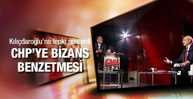 Ahmet Hakan dan Kılıçdaroğlu na tepki!