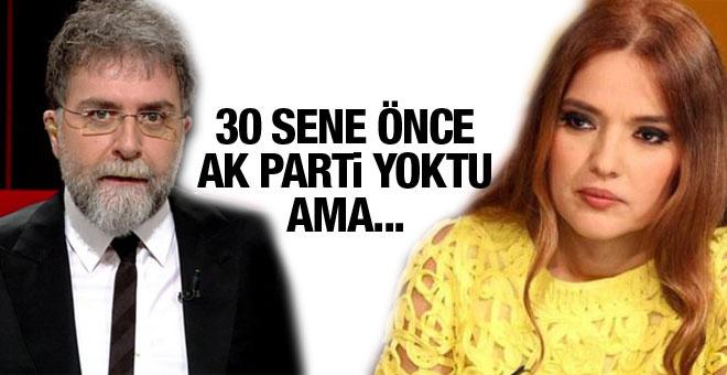 Demet Akalın'dan Ahmet Hakan'a cevap!