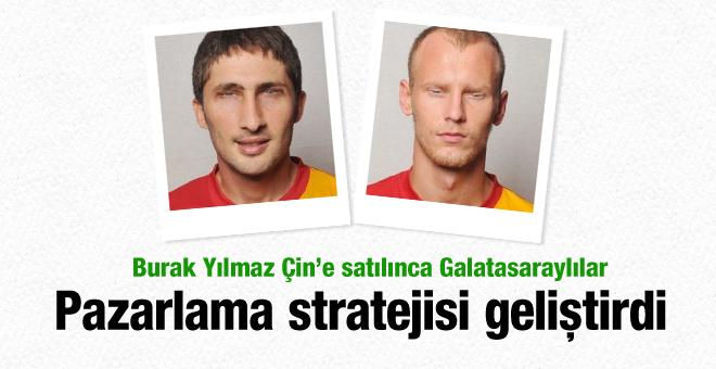 Galatasaraylılar'dan Sabri ve Umut harekatı