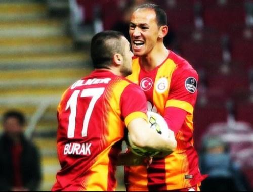 Burak Yılmaz Galatasaray için ne yaptı?