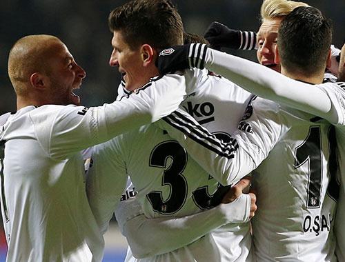Beşiktaş - Gaziantepspor maçının özeti ve golleri