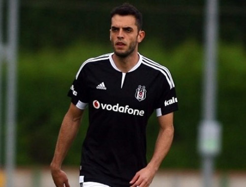 Beşiktaş'ta Rhodolfo şoku