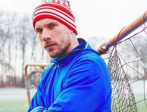Lukas Podolski'den Çin mesajı