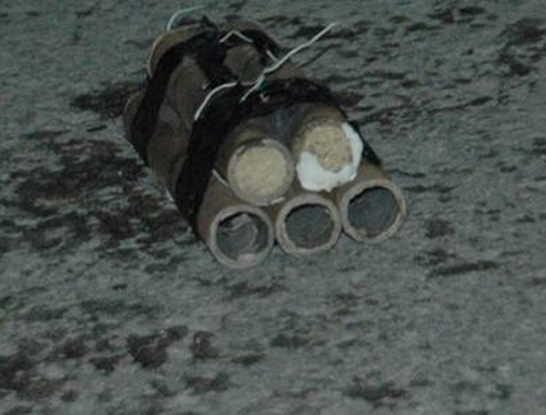 Ankara'da bombalı paket alarmı!