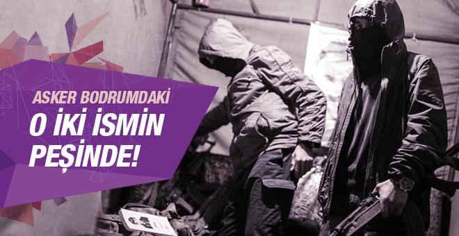 İşte bodrumda saklanan o iki PKK'lı