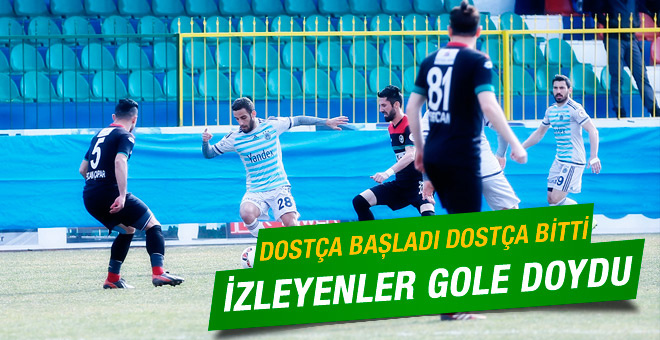 Amedspor - Fenerbahçe maçının özeti ve golleri