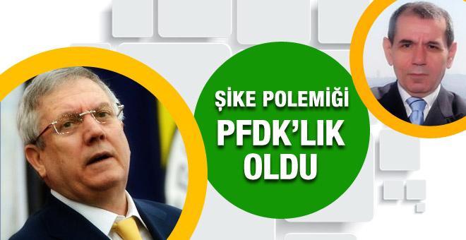 Aziz Yıldırım ve Dursun Özbek PFDK'lık oldu!