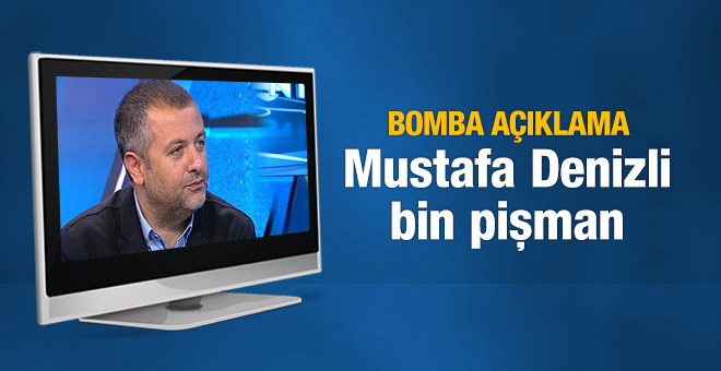 Mehmet Demirkol: Mustafa hoca pişman