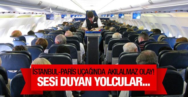 �lgin� Olay... Hemde Air France U�a��nda..